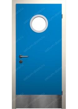 Дверь распашная остекленная (Port 3)
