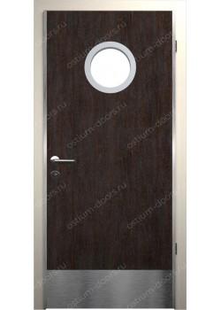 Дверь распашная остекленная (Port 7)