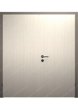 Дверь распашная глухая двустворчатая (Still-37 DUO2-1)