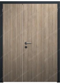 Дверь распашная глухая полуторная (Still-37 DUO1-1)
