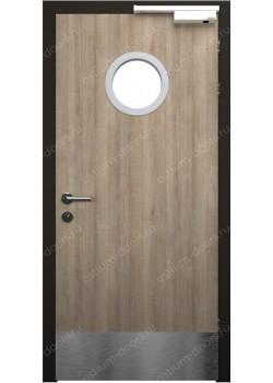 Дверь распашная остекленная огнестойкая (Guard 30 5)