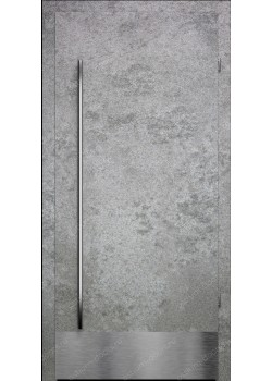 Дверь распашная глухая антивандальная (Loft 2)