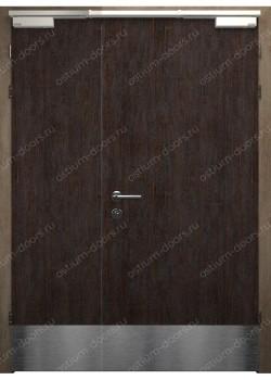 Дверь остекленная огнестойкая полуторная (Guard 30DUO1-4)