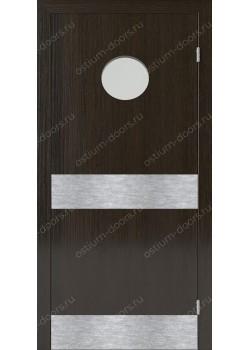 Дверь маятниковая антивандальная (Balance 20)