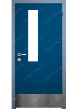 Дверь распашная остекленная (Band 10)