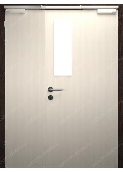 Дверь остекленная огнестойкая полуторная (Guard 60DUO1-3)