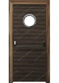 Дверь распашная остекленная (Pass 2)