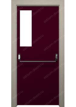 Дверь распашная остекленная (Pass 3)