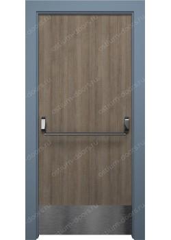 Дверь распашная глухая (Pass 4)