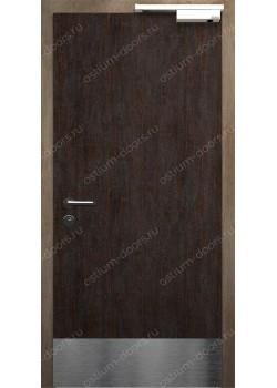 Дверь распашная глухая огнестойкая (Secret EI30 3)