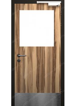 Дверь остекленная глухая огнестойкая (STILLEI60-4)