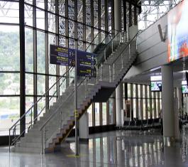 Коридоры и лестницы