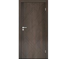 Двери с линиями